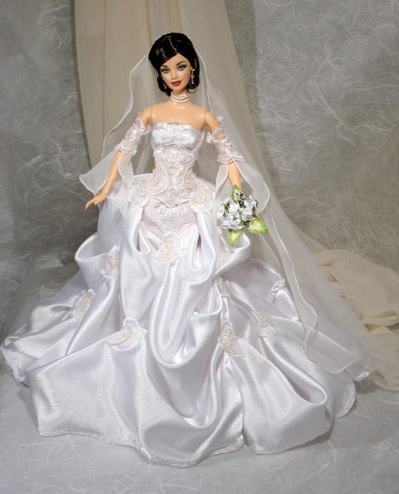 Куклы невеста