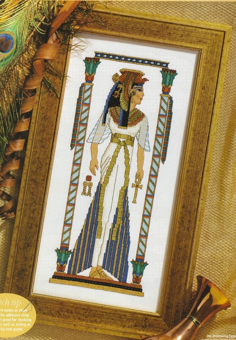 Cleopatra (486x700, 332Kb)