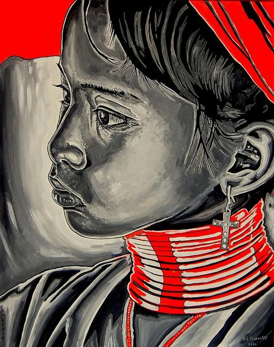 Яркий сюрреализм в искусстве Эда Нэроу (Ed Narrow) - 2cd928fd4943 (551x700, 155Kb)
