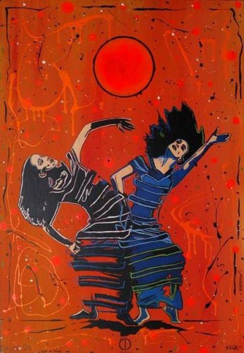 Яркий сюрреализм в искусстве Эда Нэроу (Ed Narrow) - 123-1 (484x700, 245Kb)