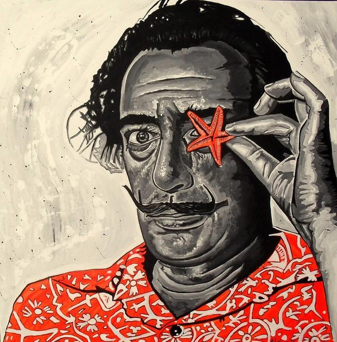 Яркий сюрреализм в искусстве Эда Нэроу (Ed Narrow) - a10e3d06ef9d (689x700, 174Kb)