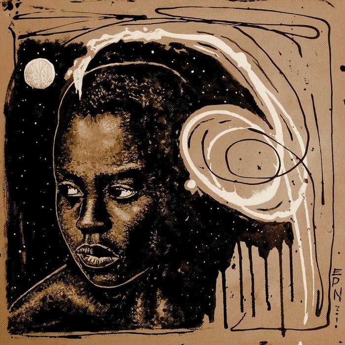 Яркий сюрреализм в искусстве Эда Нэроу (Ed Narrow) - African Nights 2010 (700x700, 183Kb)