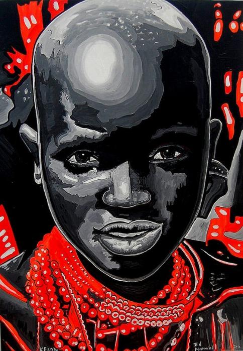 Яркий сюрреализм в искусстве Эда Нэроу (Ed Narrow) - dcd4c8518363 (484x700, 294Kb)