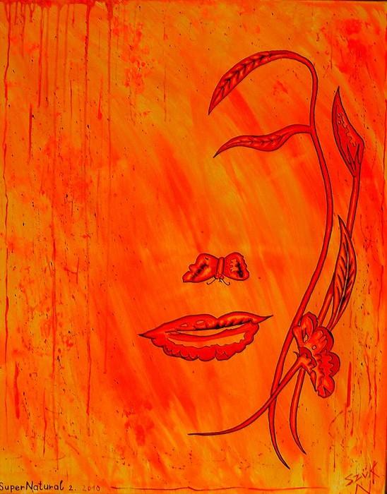 Яркий сюрреализм в искусстве Эда Нэроу (Ed Narrow) - yo (548x700, 112Kb)