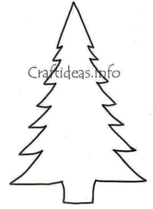 Christmas_Tree_Template (512x700, 19Kb)