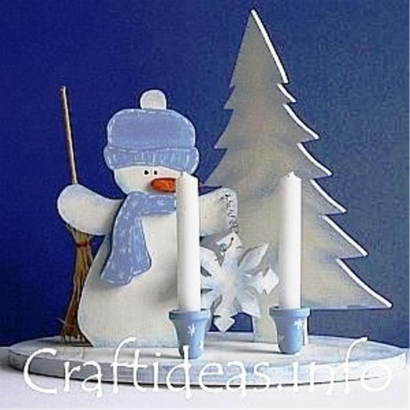 Christmas_Wood_Craft_-_Wooden_Snowman_Centerpiece_with_Candle_Holders (591x591, 46Kb)