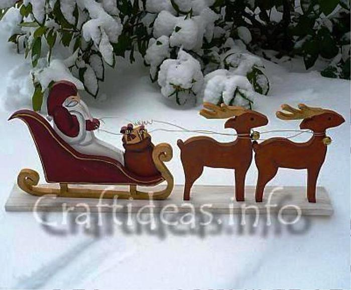 Wood_Craft_for_Christmas_-_Santa_Sleigh_and_Reindeer_2 (700x578, 57Kb)