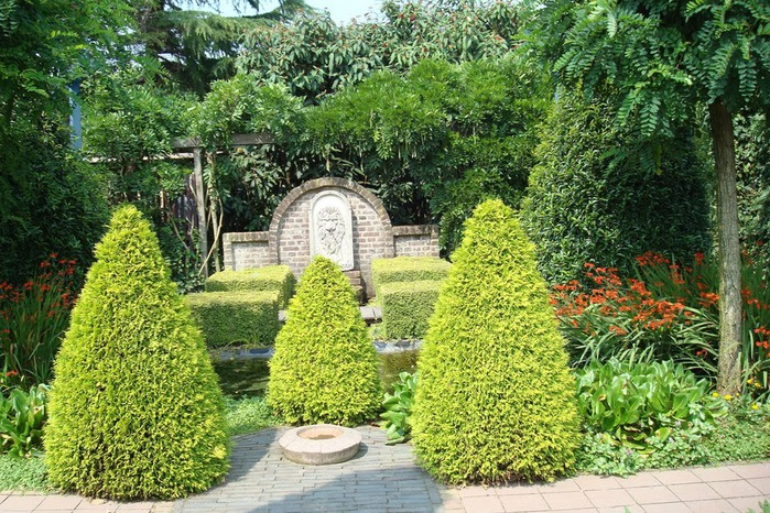 Волшебные сады Аппельтерна 32062