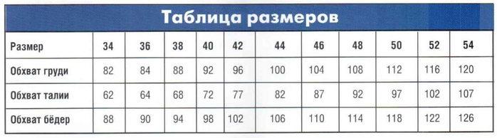 Размер Одежды М