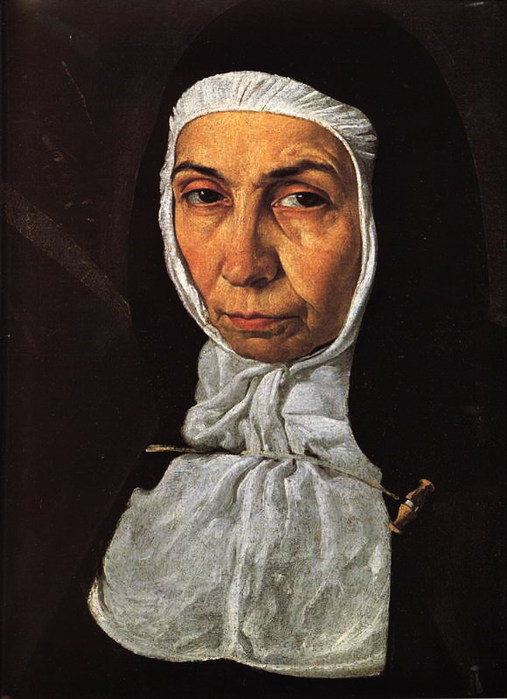 Mother Jeronima de la Fuente detail (507x700, 79Kb)
