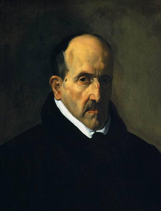 Портрет поэта Луиса де Гонгора (534x700, 26Kb)