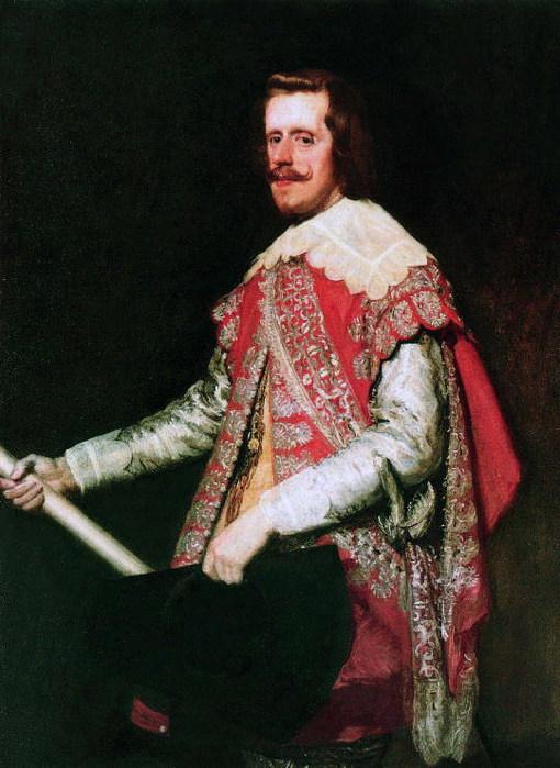 Портрет короля Филиппа IV (510x700, 101Kb)