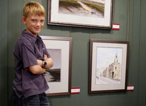 Кирон Вильямсон заработал собственным полотнами на дом стоимостью174 тыс евро (468x340, 22Kb)