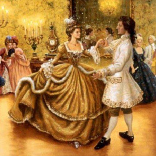Главным же танцем полутора