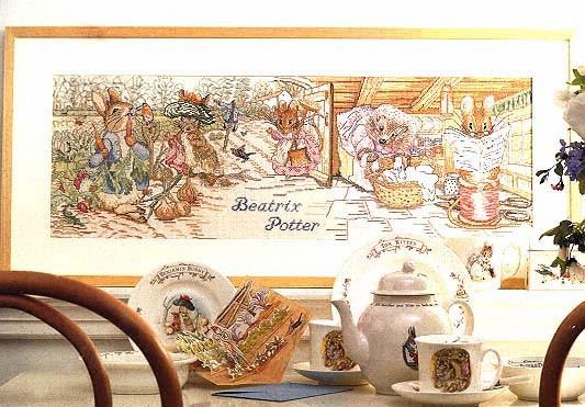 Пермин 70-9420 Beatrix Potter