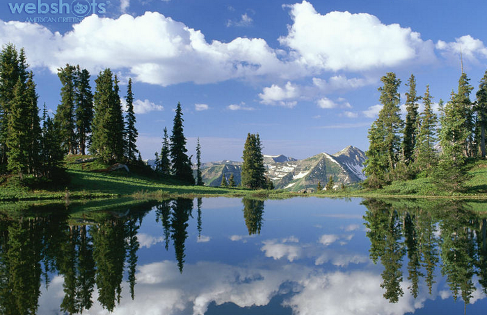 Proshots - Alpine Tarn, Gunnison National Forest, Rocky Mountains, Colorado - Professional Photos (700x454, 731Kb)