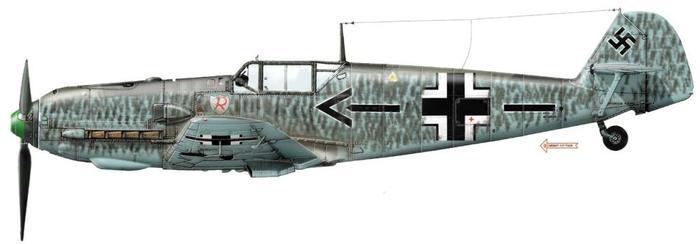 04 Bf 109E-4,  шельмана 08.1940 (700x244, 20Kb)