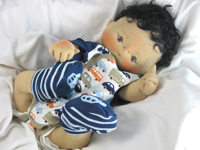 Кукла младенец сшить своими руками