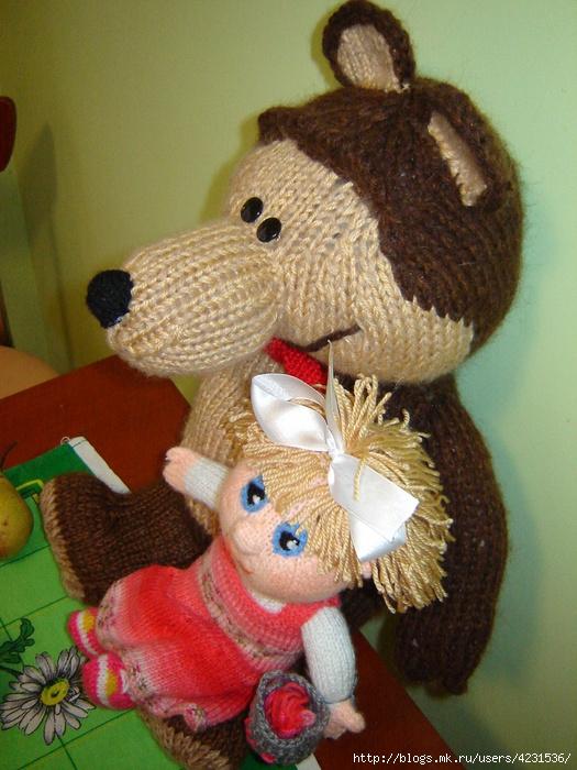 Маша и Медведь. Обсуждение на
