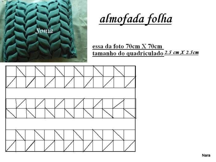буфы схема плетенки