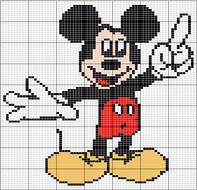мики маус5 (668x644, 10Kb)