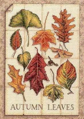 осениие листья карт (293x418, 57Kb)