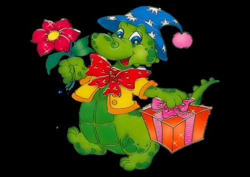 2012 год - год черного водяного дракона - лучше встречать активно, позитивно, и в семейном кругу; должно быть...