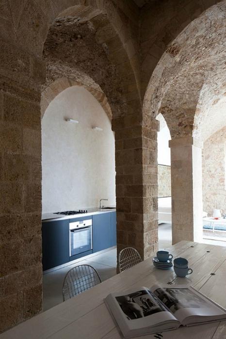 Современный дизайн старинного здания 17 (466x700, 226Kb)