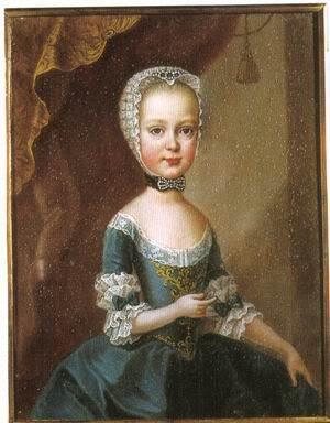 Дочь Изабеллы - Мария Терезия (300x384, 24Kb)