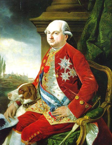 Портрет Фердинанда герцога Пармского (461x599, 61Kb)