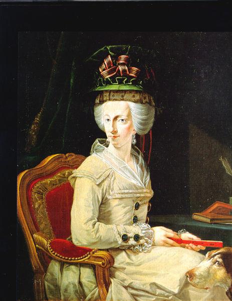 портрет Марии-Амали (463x599, 70Kb)