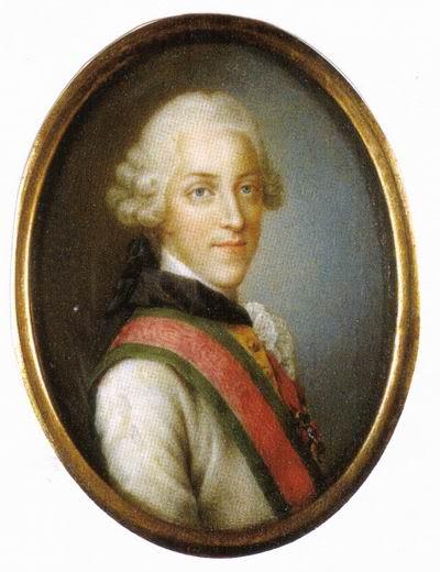 Альберта-Казимира, герцога фон Саксен-Тешен (400x520, 32Kb)