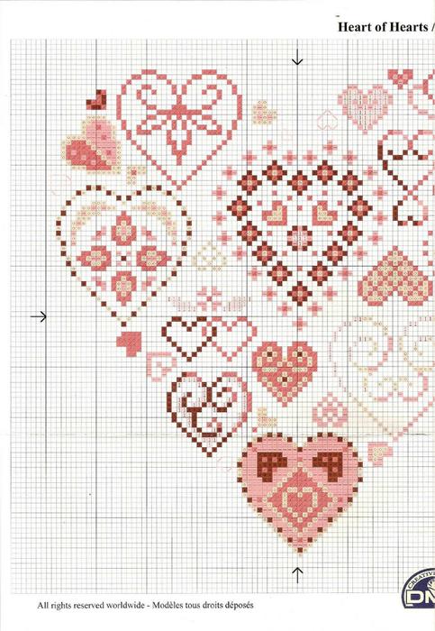 Размер вышивки: 100х100 крестиков, 14х14 см. Цветов: 5. Нитки: DMC Основа: канва Аида 18 Цвет основы: белый.