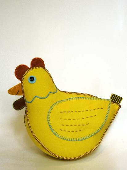Le petit poulet (412x550, 170Kb)