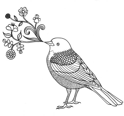 Songbird (525x489, 107Kb)