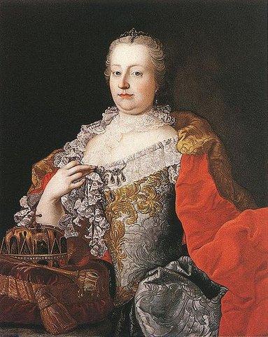 Мария Терезия. 1750-е (383x480, 62Kb)