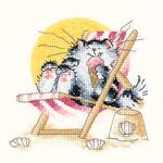 Превью Heritage-Margaret_Sherry-Calendar_Cats-CCAG815-August_Cat (300x300, 24Kb)