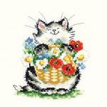 Превью Heritage-Margaret_Sherry-Calendar_Cats-CCJY814-July_Cat (300x300, 22Kb)