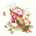 Превью Heritage-Margaret_Sherry-Calendar_Cats-CCOC817-October_Cat (300x300, 23Kb)