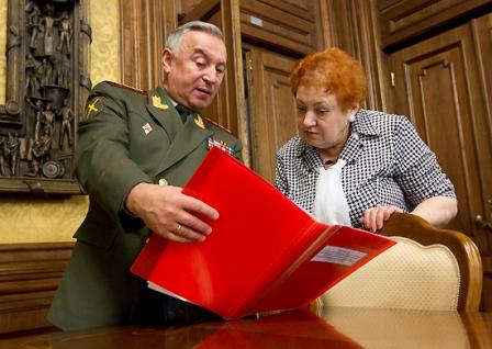 кабинет mil ru