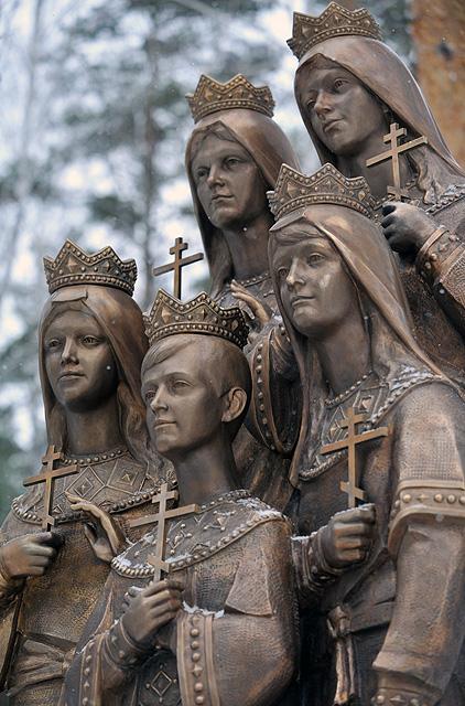 царская семья (422x640, 147Kb)