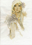 Превью Lanarte34782-Lady_with_Lilac_Flower (507x700, 374Kb)