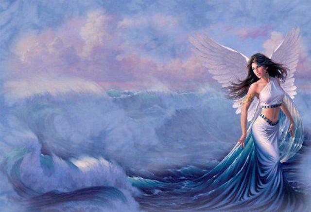 Морская царевна (640x435, 34Kb)