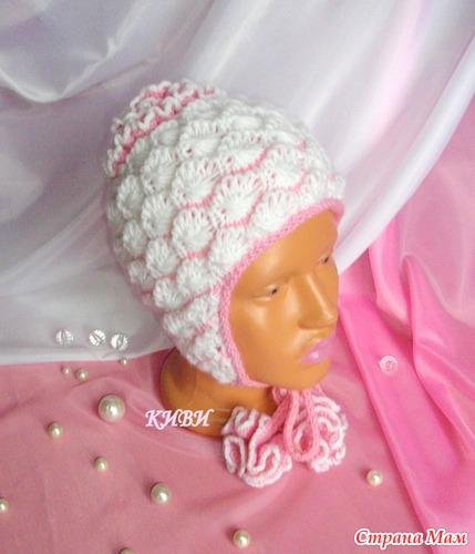 бело-розовая шапочка (429x500, 51Kb)
