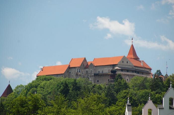 Чехия: Замок Пернштейн 24066