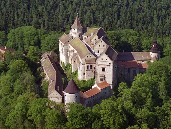 Чехия: Замок Пернштейн 60894