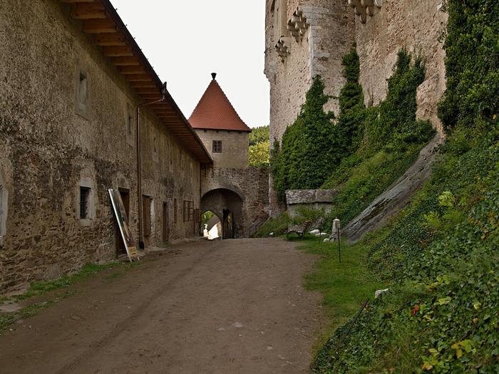 Чехия: Замок Пернштейн 53891