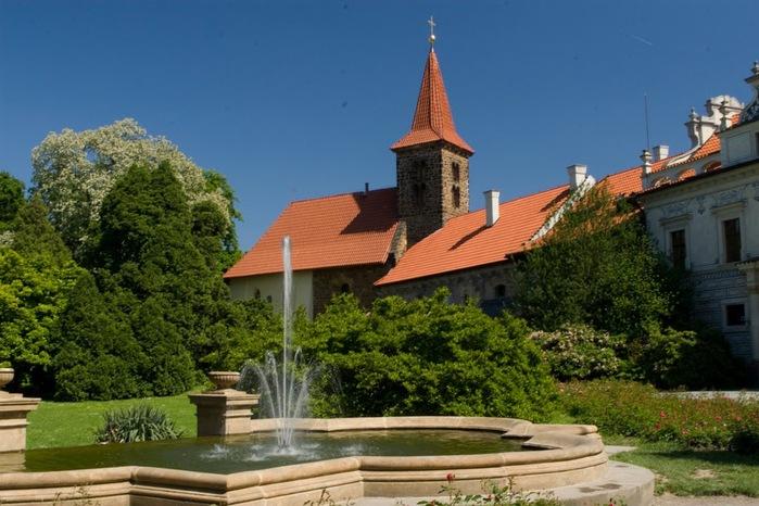 Ботанический сад в Пругонице 90605