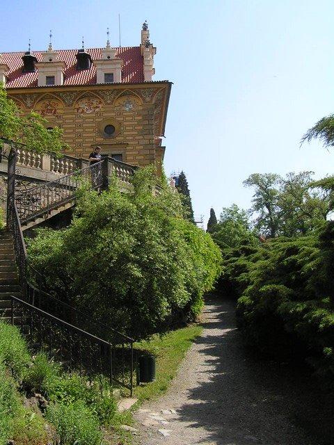 Ботанический сад в Пругонице 60124