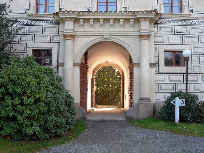 Ботанический сад в Пругонице 57180